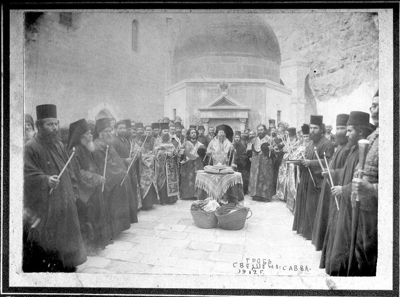 Лавра Саввы Освященного 1912г.