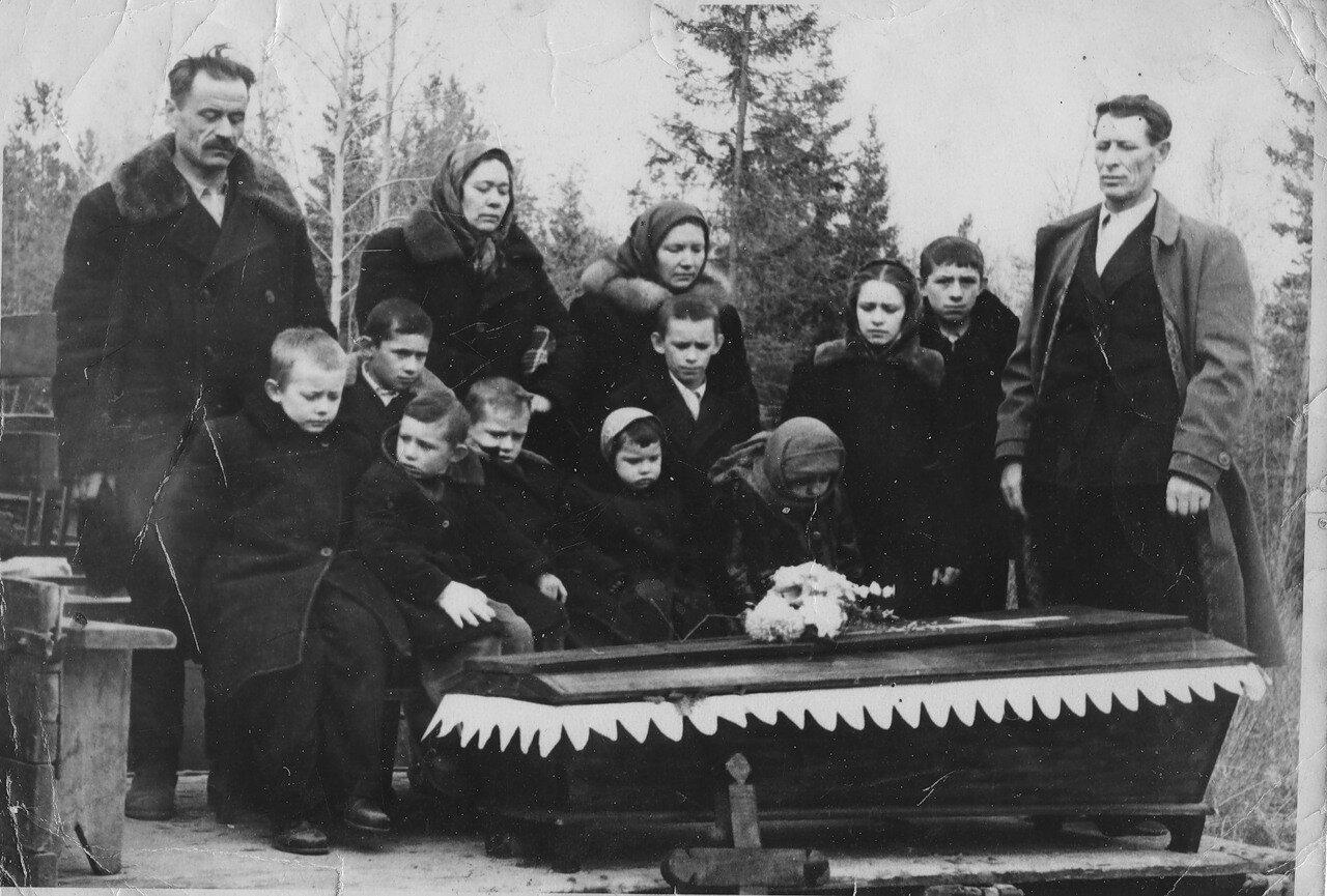 г. Краснотурьинск Свердловской обл., середина 1960-х годов