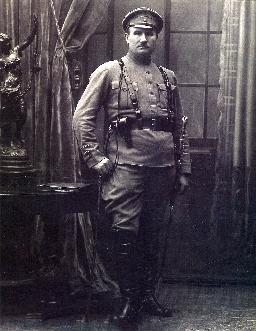 Нижегородский комиссар Орлов.1928