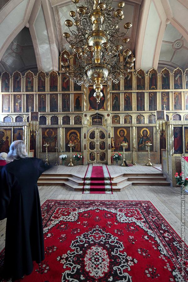 Казань Старообрядческая церковь во имя Казанской иконы Богородицы