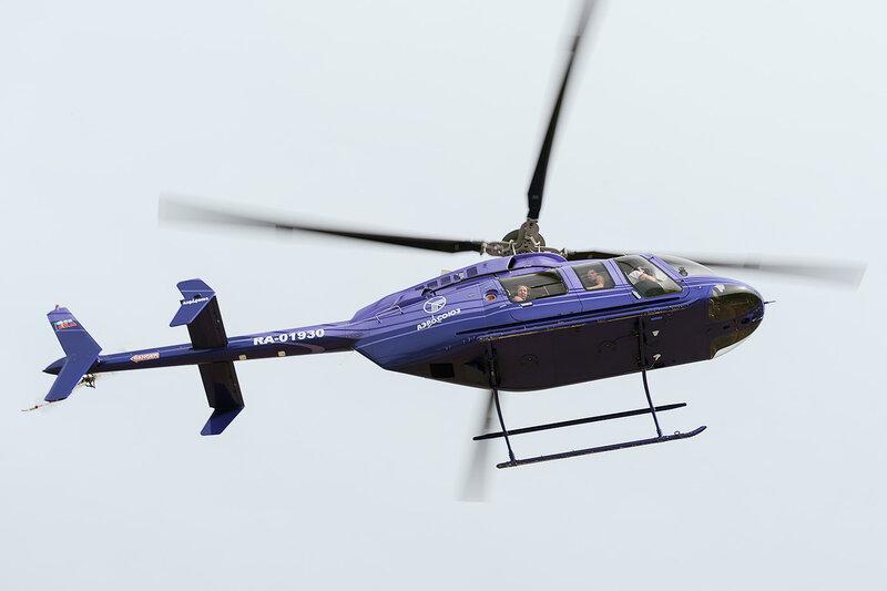 Bell 407 (RA-01930) D706539