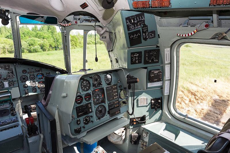 Миль Ми-26 (RF-95572 / 04 жёлтый) D706765