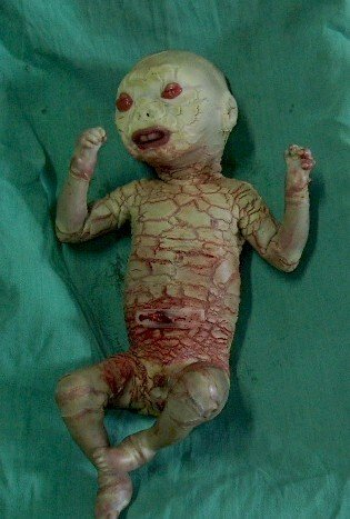 Адский ребенок — предвестник апокалипсиса родился