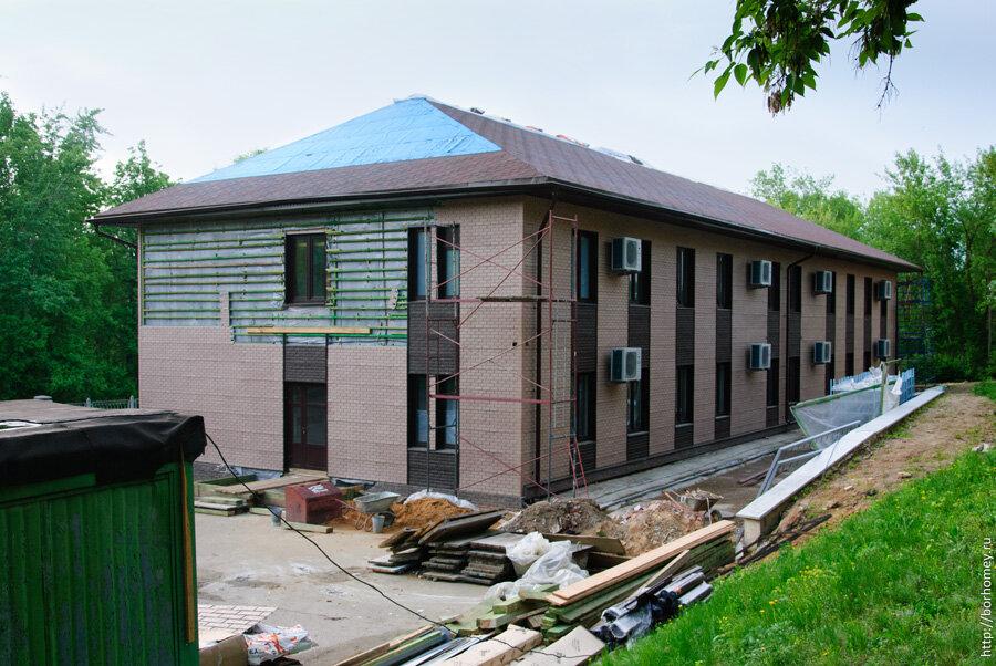 ремонт старого здания