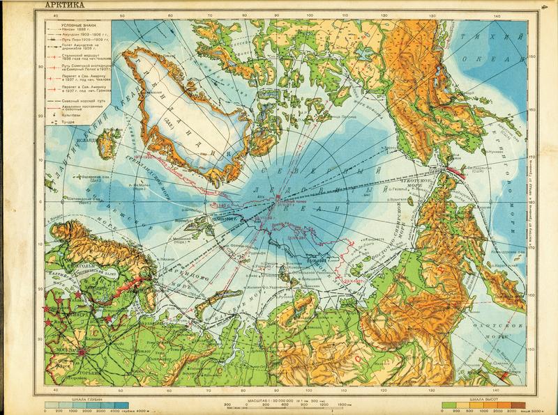 трогательное фото арктики и на карте ее границы что г-на немцова