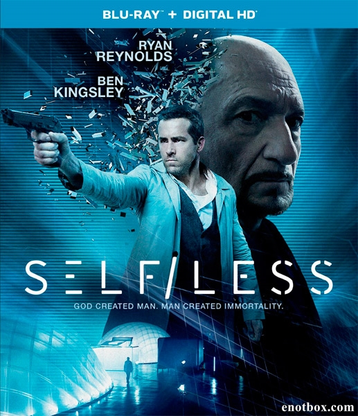Вне/себя / Self/less (2015/BDRip/HDRip/PROPER)