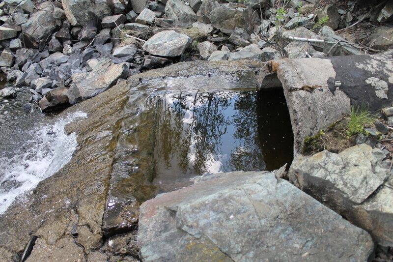Выход воды (13.06.2013)