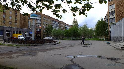 Фото города Инта №4587  Куратова 36, 34, 30 и 28 18.06.2013_13:36