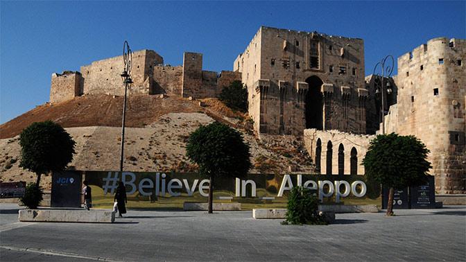 Полный аншлаг: втеатре Алеппо показали первую послевоенную постановку
