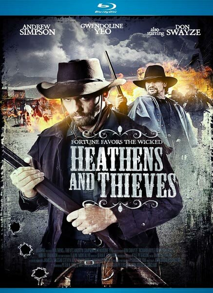 Варвары и воры / Heathens and Thieves (2012) BDRip 1080p / 720p + HDRip