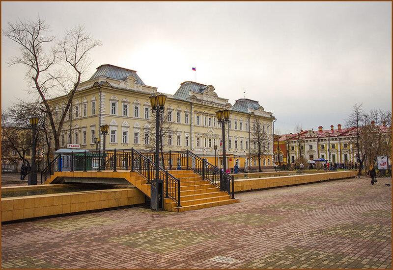 По Иркутску