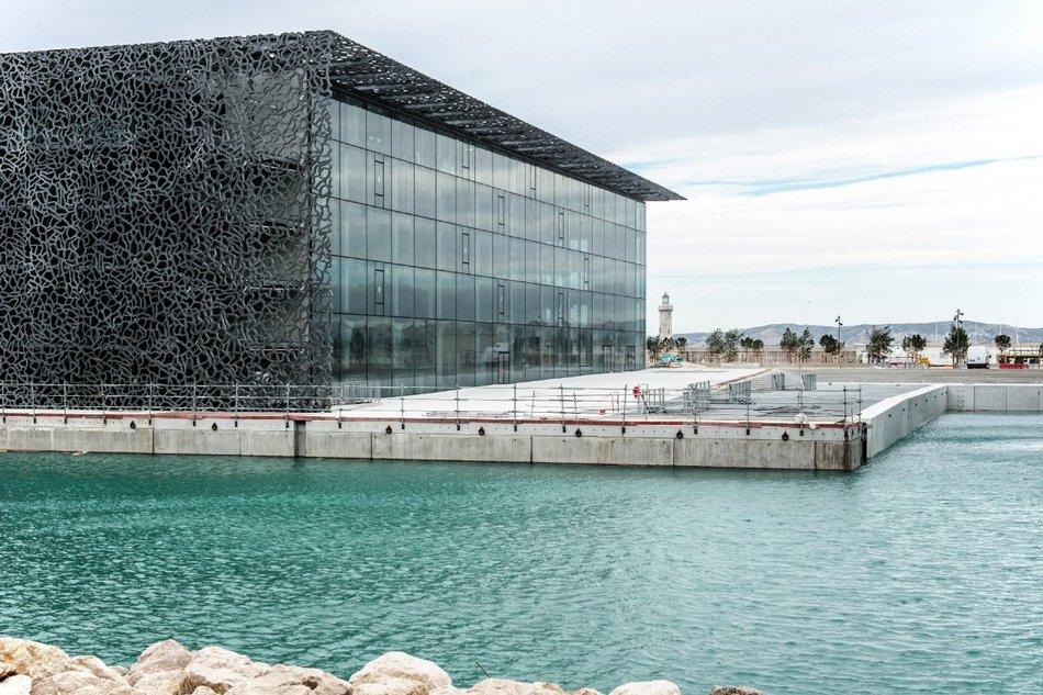Марсельский музей Цивилизации европейского средиземноморья