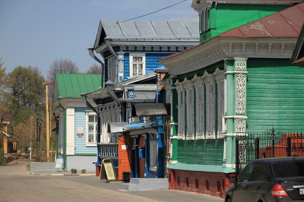 Музей самоваров и Музей добра в Городце