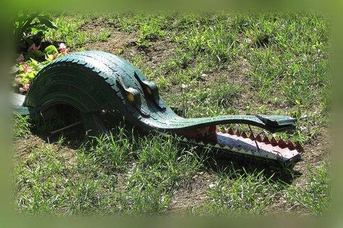 """Крокодил"""