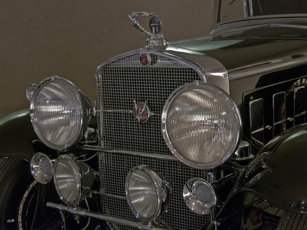 Cadillac 452 (V16) Roadster