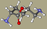 lysin - DL-Lysine, 2,6-diaminohexanoic acid, 70-54-2, AG-G-75451, ST50824025, Lysine, DL-, DL-LYSINE HYDROCHLORIDE, NCGC00164527-01, (RS)-Lysine-CID_866.png