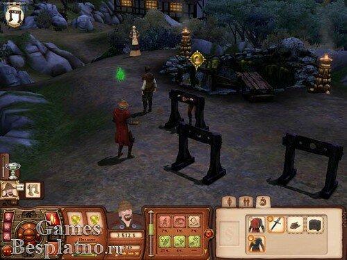 The Sims Medieval. Gold Edition / Симс Средневековье + Пираты и знать