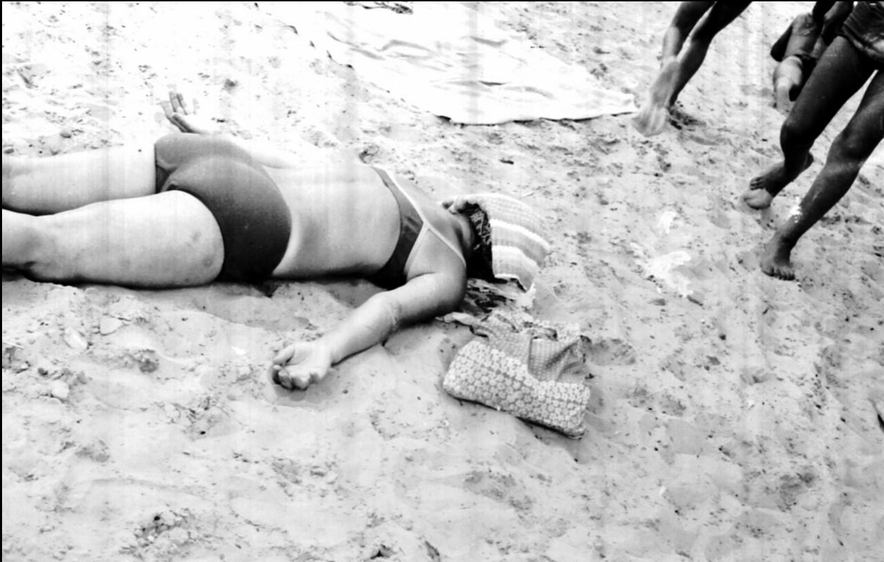 53. Николаев. На пляже