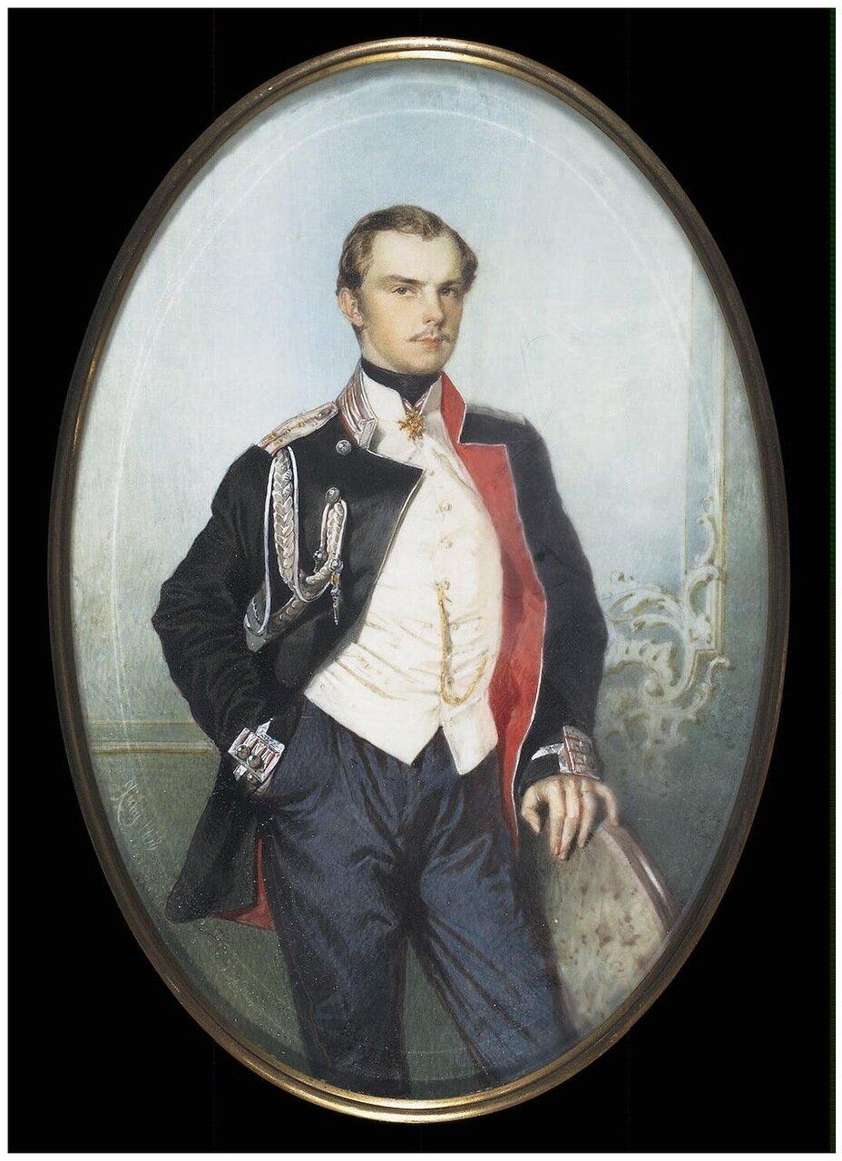 Портрет графа Владимира Левашова