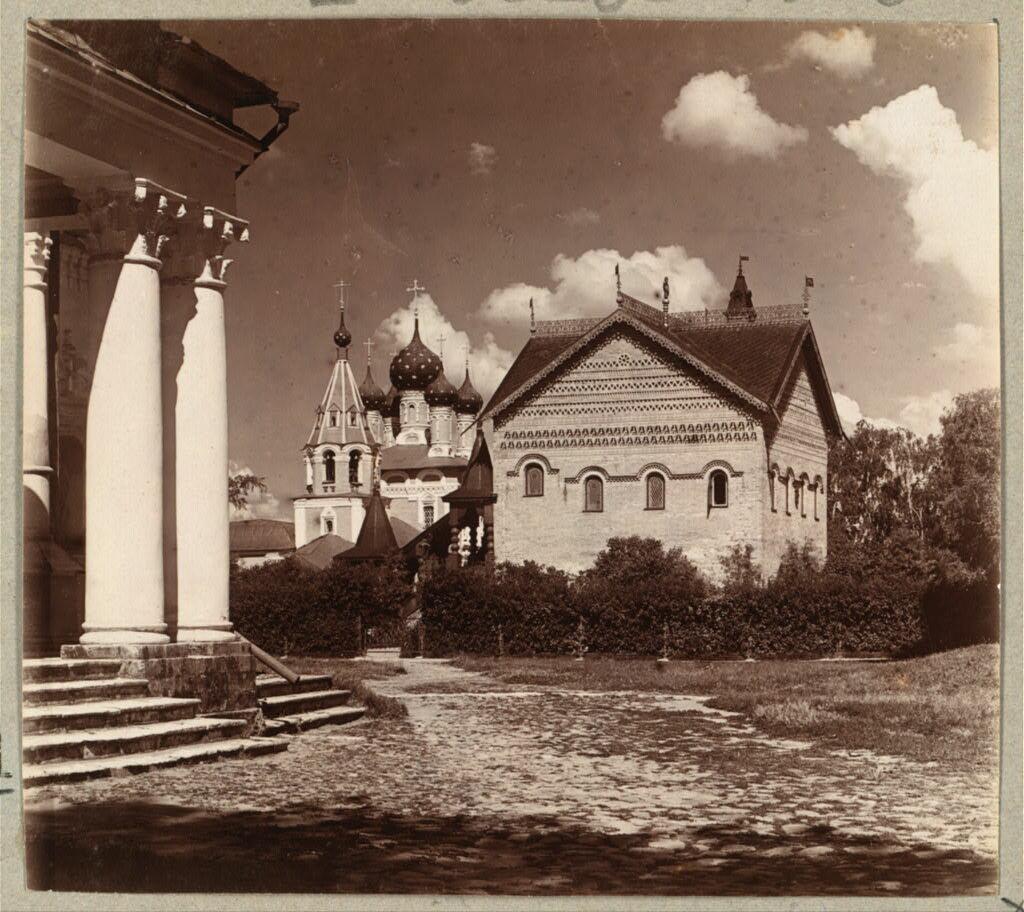 Дворец Царевича Димитрия в Угличе.