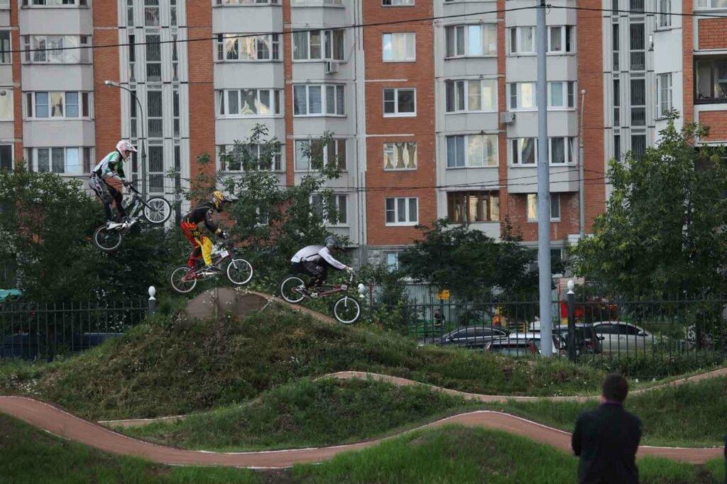 Чемпионат России по BMX
