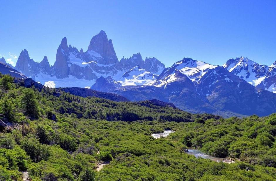 Гора Фицрой, Патагония