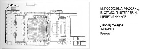 Дворец съездов в Кремле, план