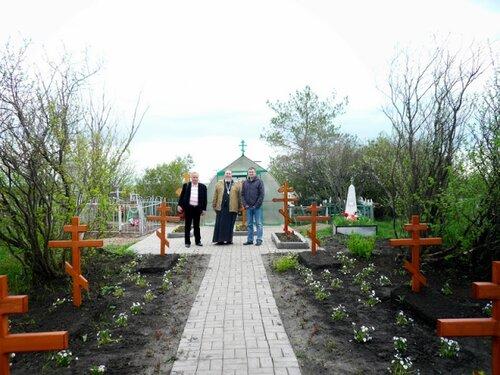 Паломничество кчудотворной могиле
