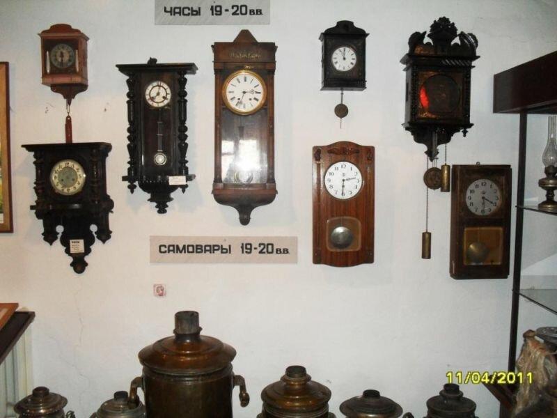 Коллекция часов (11.06.2013)