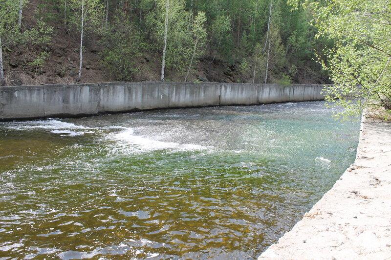 Поток воды (13.06.2013)