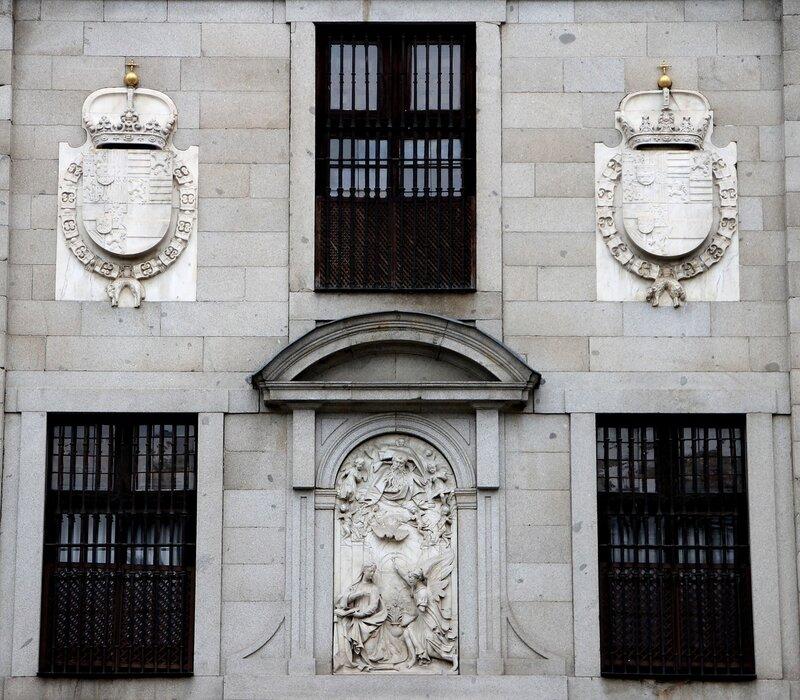 Мадрид. Монастырь Воплощения (Convento de la Encarnacion)