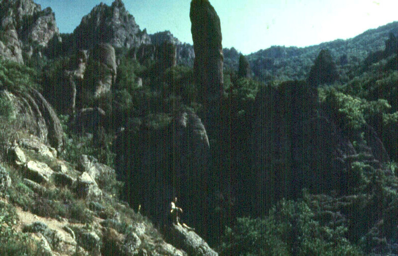 41. Демерджи. Долина привидений