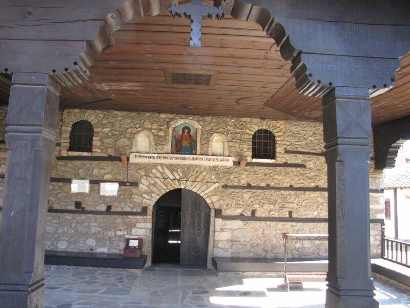 """Монастырь и """"Манастир"""""""