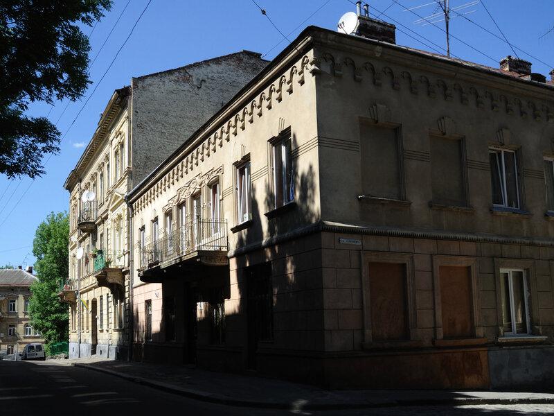 ул. Глибова, дом 8