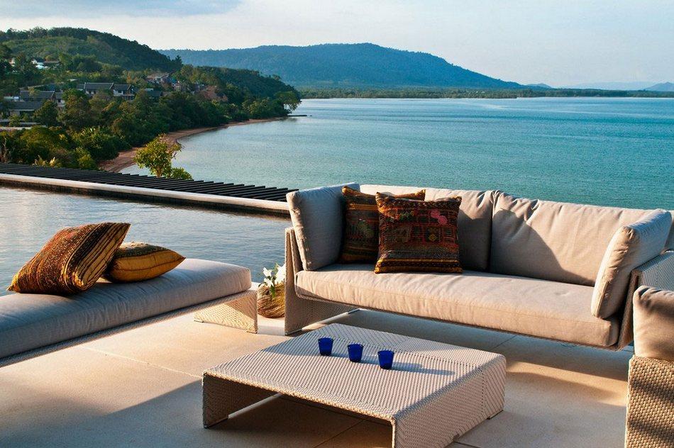 Продается элитная вилла в Таиланде с видом на океан