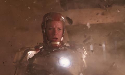 Железный человек 3 iron man 3 пэлтроу