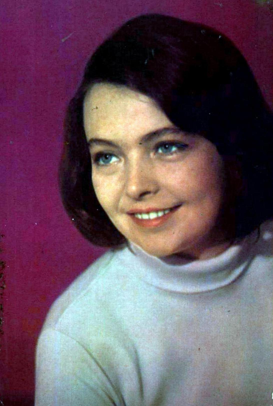Тамара Совчи, Актёры Советского кино, коллекция открыток