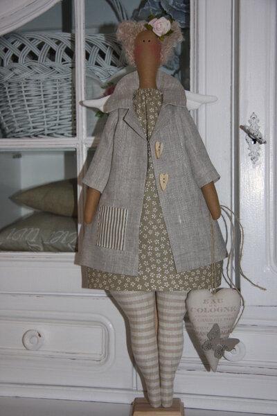 толстушка кукла