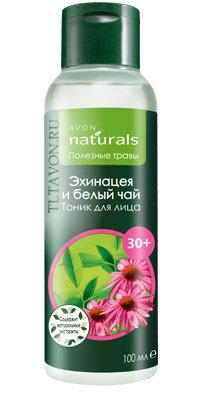 avon naturals тоник для лица 30+