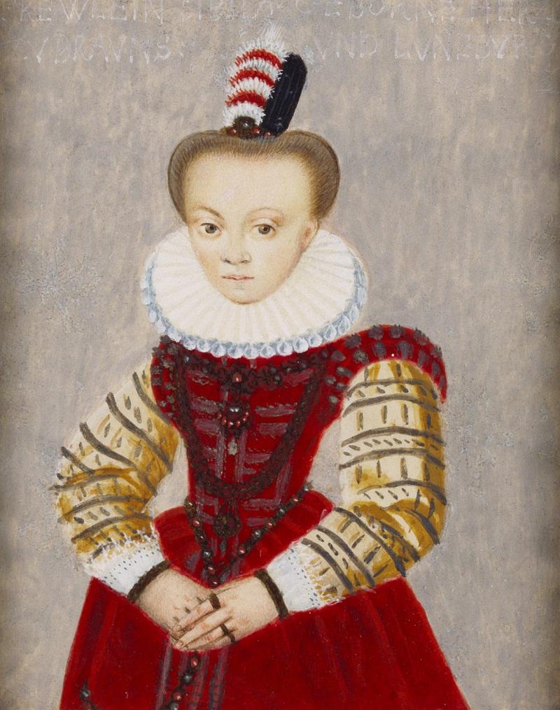 Сибилла Брауншвейг-Люнебург, герцогиня Брауншвейг-Danneburg (1584-1652)