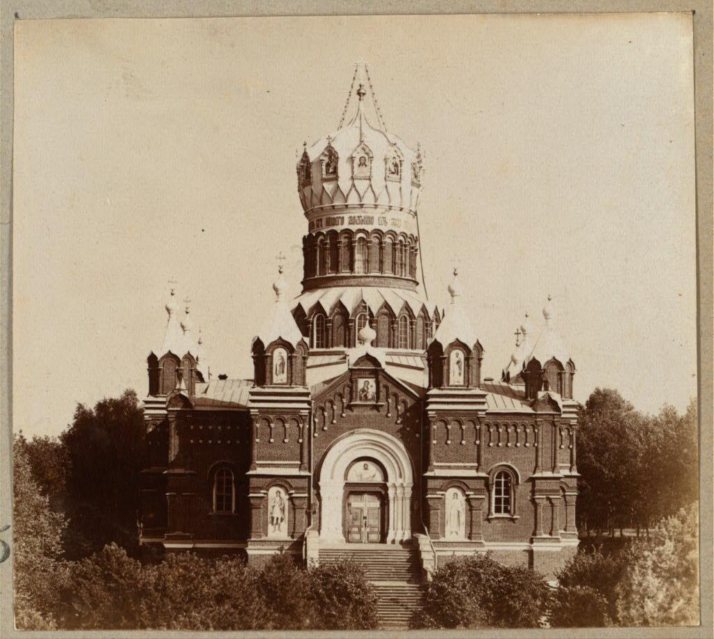 Николо-Бабаевский монастырь. Собор во имя Николая Чудотворца.  1910.