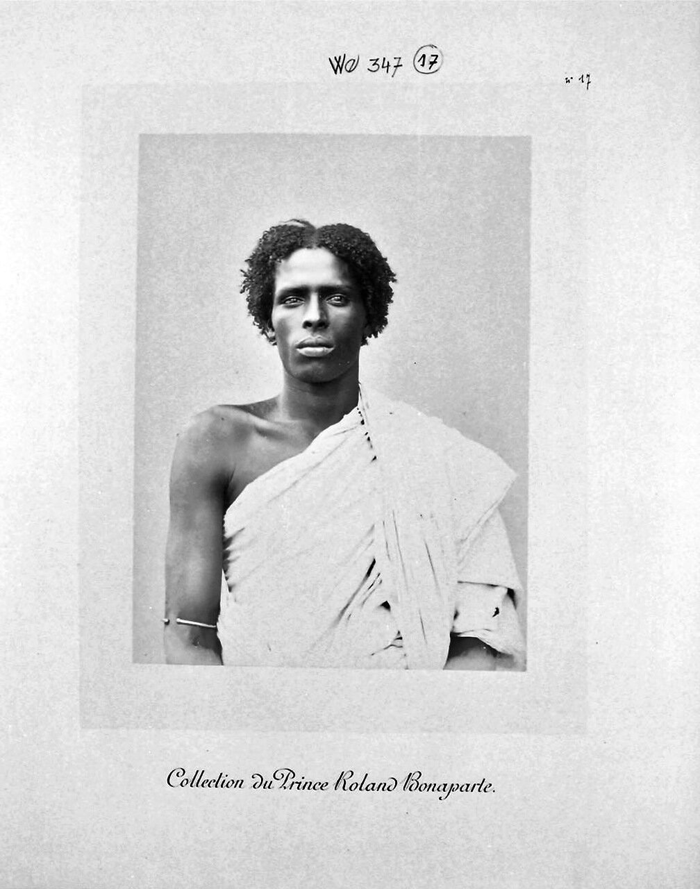 Егал Мохамед, кузнец племени Тумаль, 20 лет.