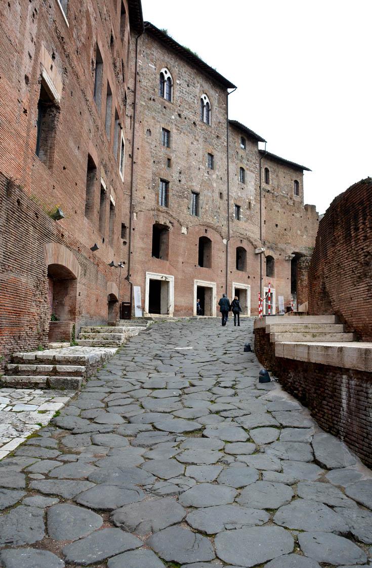 Рынок траяна, Рим