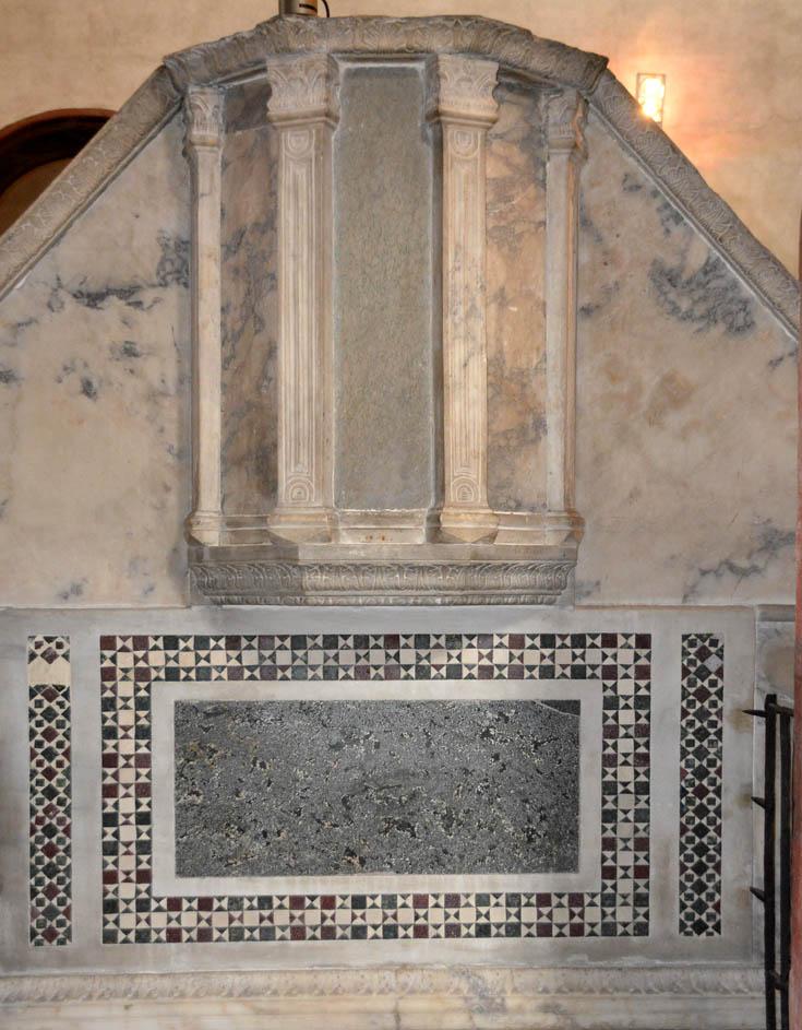 Санта-Мария-ин-Космедин, Рим