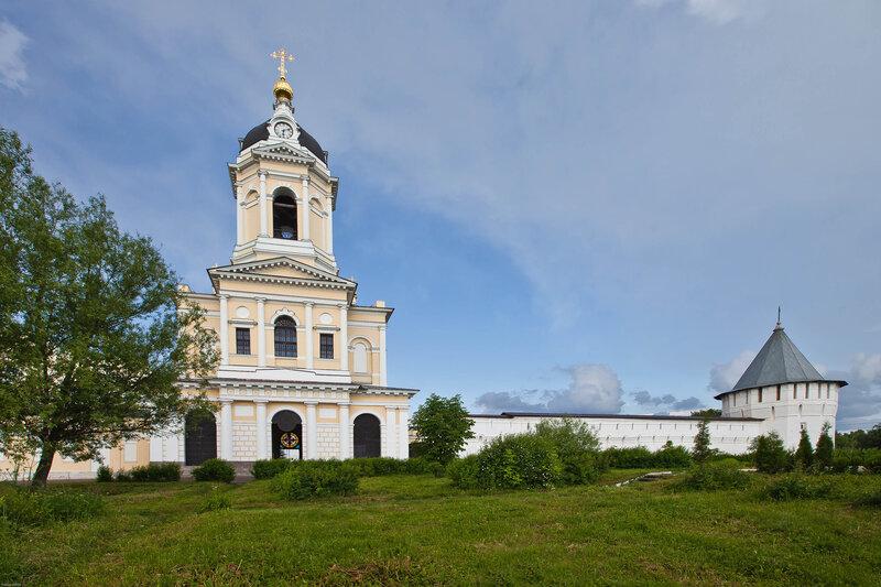 Серпуховской Высоцкий монастырь