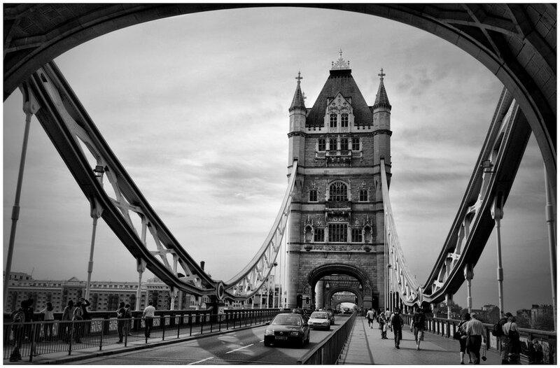 Тауэрский мост. Лондон