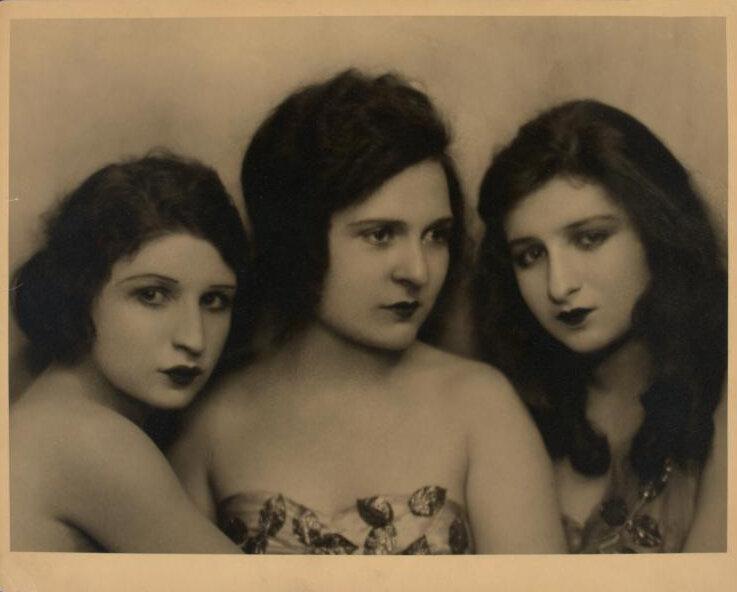 Marmein Dancers - Nickolas Muray, 1924