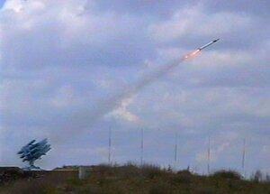Противоградовая ракета упала на дом жителя села Лозова