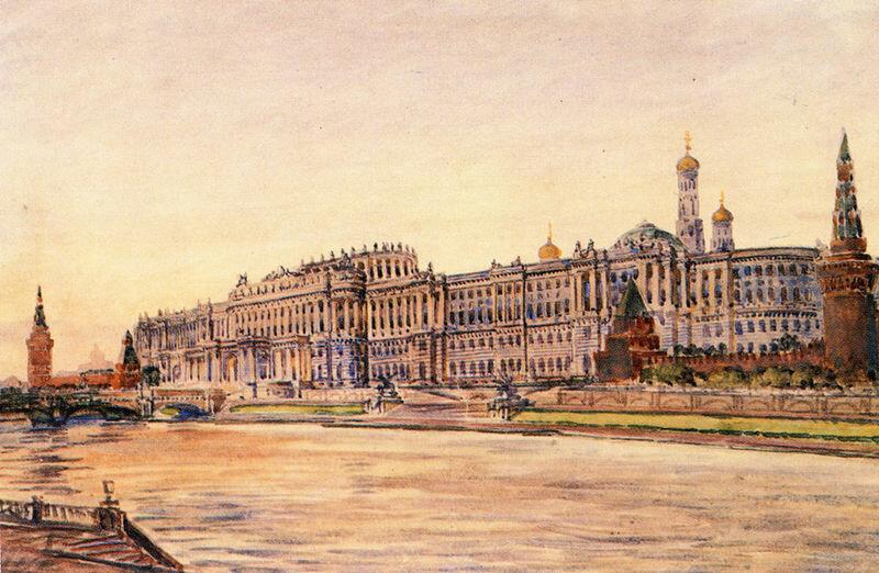 Кремлевского дворца В.И.