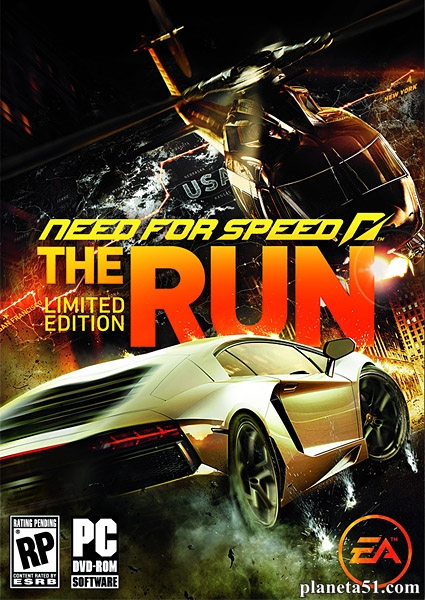 Need for Speed: The Run Limited Edition (2011) PC | RePack от Ultra